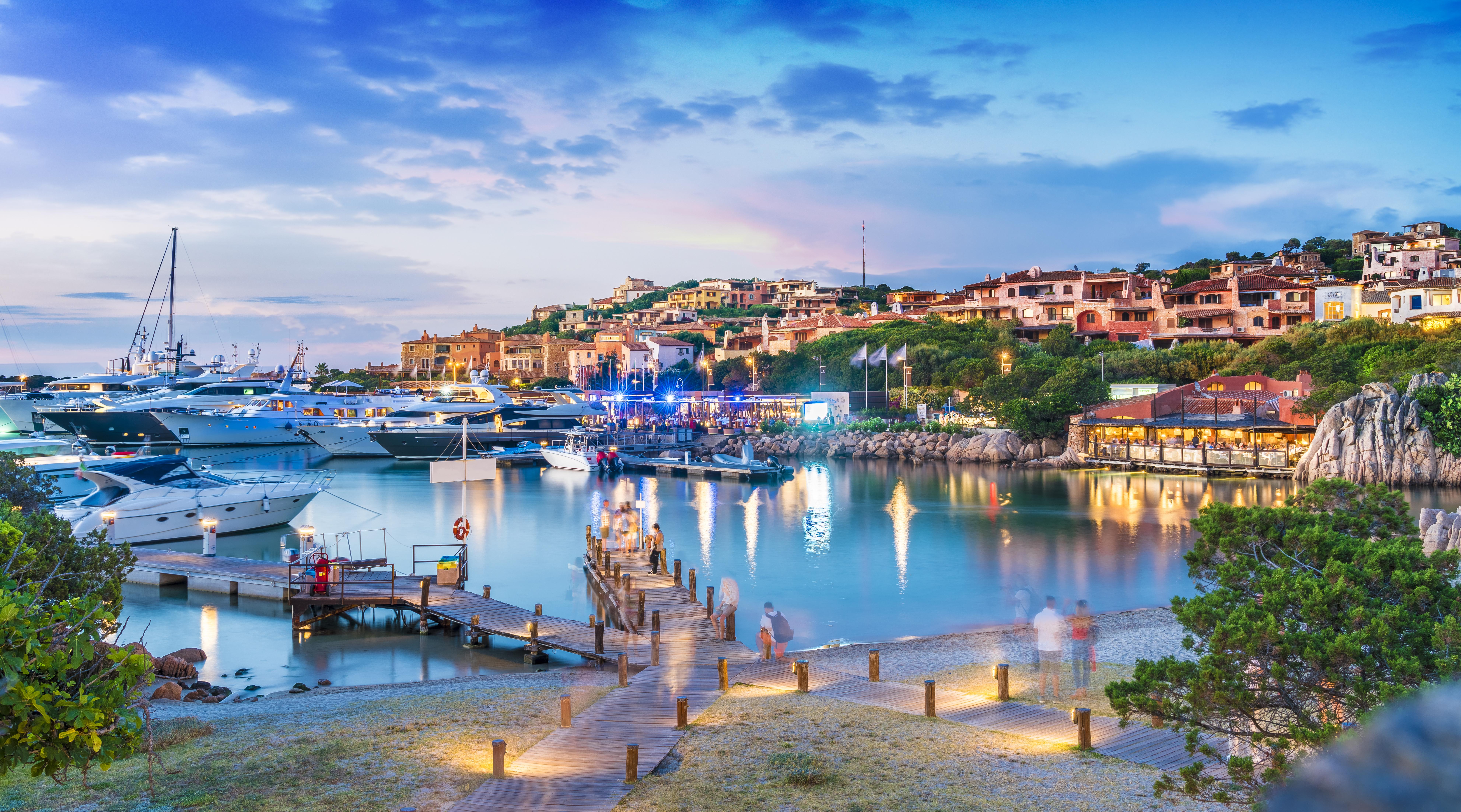 Costa Smeralda,il paradiso del lusso