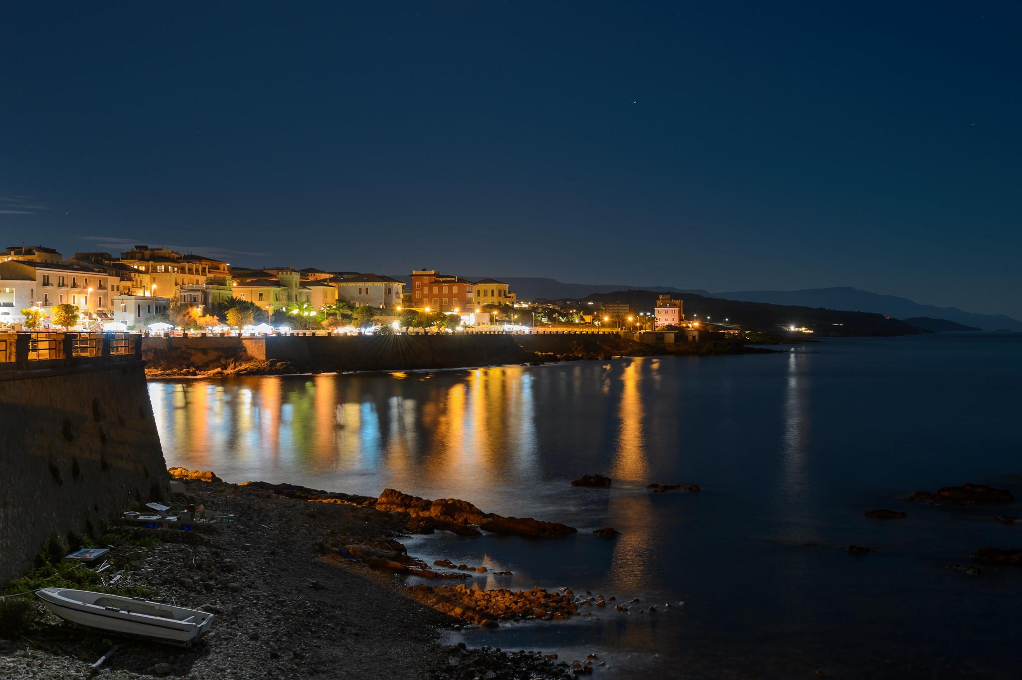 Alghero, la città catalana