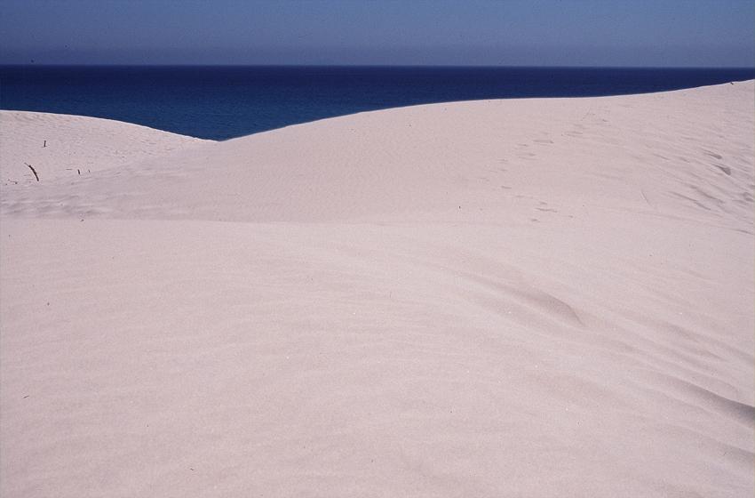 Piscinas, le dune della Sardegna