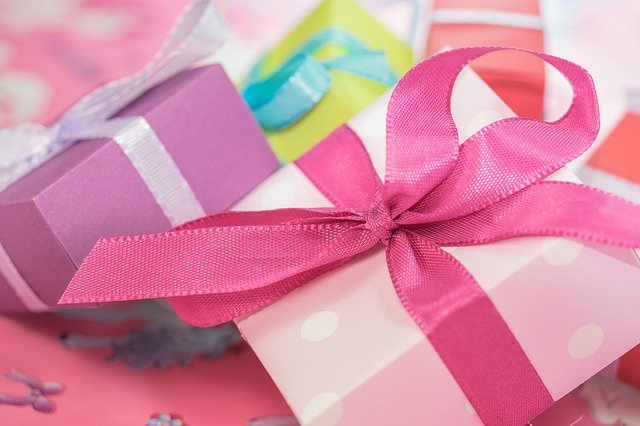Gifts and wedding list